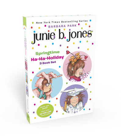 Junie B. Jones Springtime Ha-Ha-Holiday Set