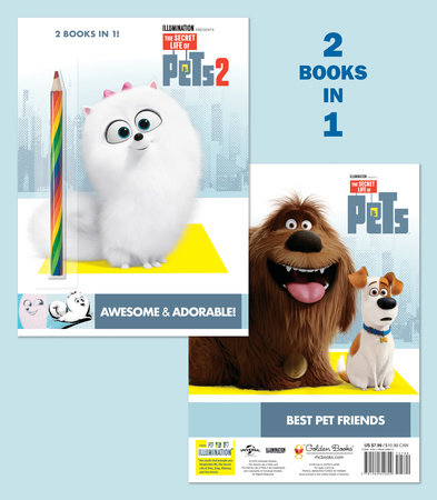 Awesome & Adorable! (The Secret Life of Pets 2)/Best Pet Friends (The Secret Life of Pets)