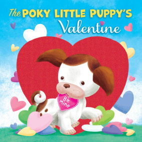 The Poky Little Puppy's Valentine