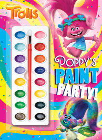 Poppy's Paint Party! (DreamWorks Trolls)