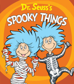 Dr. Seuss's Spooky Things