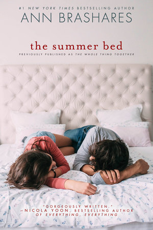 The Summer Bed by Ann Brashares