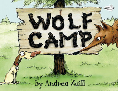 Wolf Camp by Andrea Zuill
