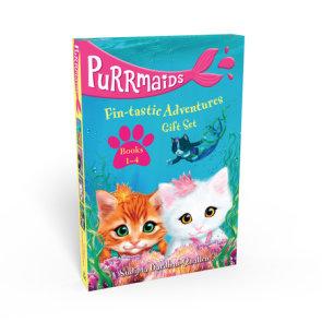 Purrmaids Fin-tastic Adventures 1-4 Gift Set