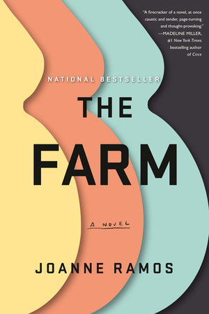 The cover of the book The Farm