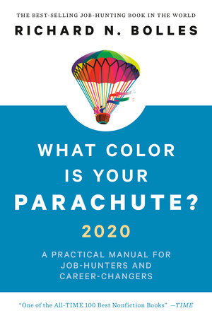 Nonfiction Best Sellers 2020 What Color Is Your Parachute? 2020 by Richard N. Bolles