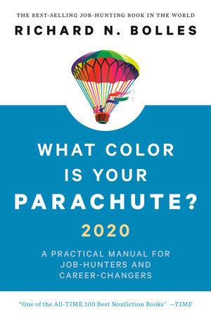 Best Nonfiction 2020 What Color Is Your Parachute? 2020 by Richard N. Bolles