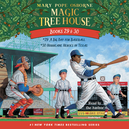 Magic Tree House: Books 29 & 30 by Mary Pope Osborne