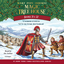 Magic Tree House: Books 31 & 32 Cover
