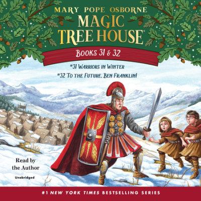 Magic Tree House: Books 31 & 32 cover