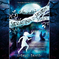 Serafina and the Seven Stars Cover