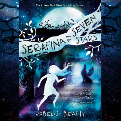 Serafina and the Seven Stars cover