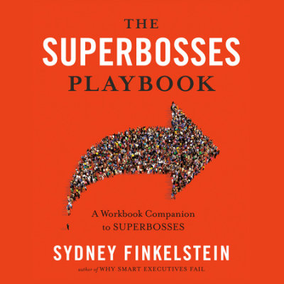 The Superbosses Playbook cover