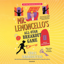Mr. Lemoncello's All-Star Breakout Game  Cover