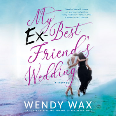 My Ex-Best Friend's Wedding cover