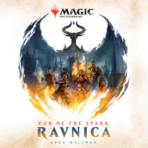 War of the Spark: Ravnica (Magic: The Gathering) Cover