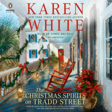 The Christmas Spirits on Tradd Street Cover
