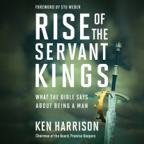 Rise of the Servant Kings Cover