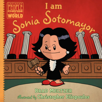 I am Sonia Sotomayor cover