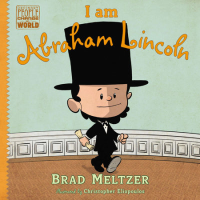 I am Abraham Lincoln cover