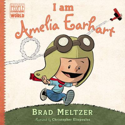 I am Amelia Earhart cover