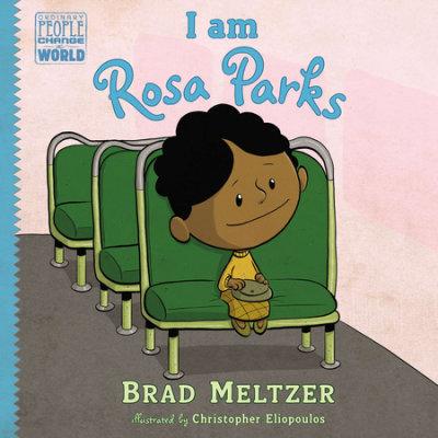 I am Rosa Parks cover