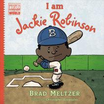 I am Jackie Robinson Cover