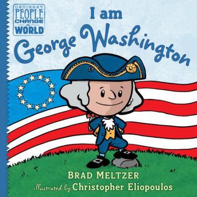 I am George Washington cover