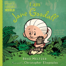 I am Jane Goodall Cover