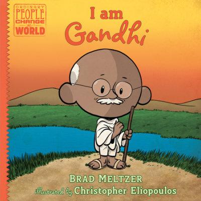 I am Gandhi cover