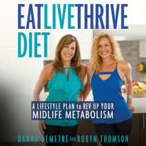 Eat, Live, Thrive Diet Cover