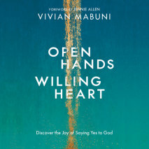 Open Hands, Willing Heart Cover