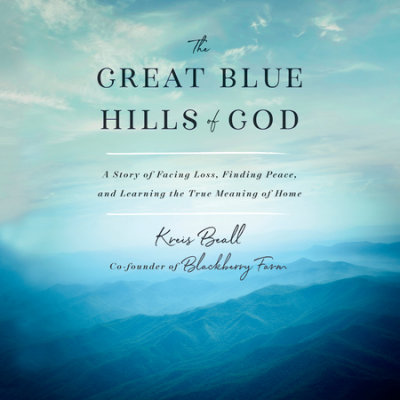 The Great Blue Hills of God cover