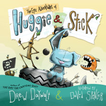 The Epic Adventures of Huggie & Stick Cover
