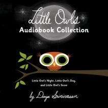 Little Owl's Audiobook Collection Cover