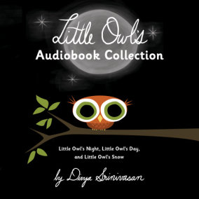 Little Owl's Audiobook Collection