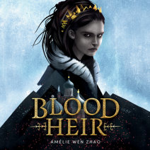 Blood Heir Cover