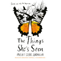 The Things She's Seen Cover