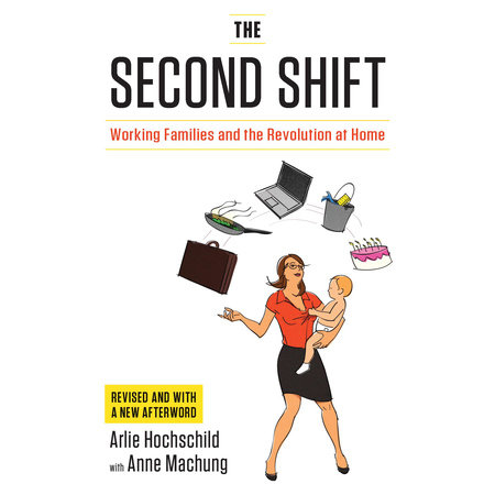 The Second Shift by Arlie Hochschild and Anne Machung