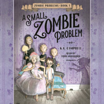 A Small Zombie Problem Cover