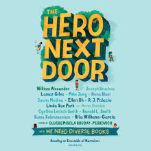 The Hero Next Door Cover