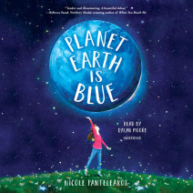 Planet Earth Is Blue Cover