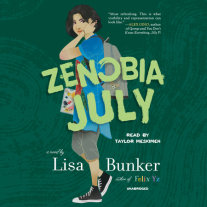 Zenobia July Cover