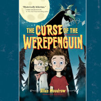 The Curse of the Werepenguin audiobook cover