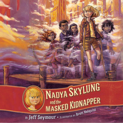 Nadya Skylung and the Masked Kidnapper cover