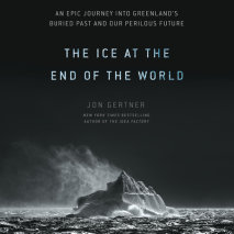 The Ice at the End of the World Cover