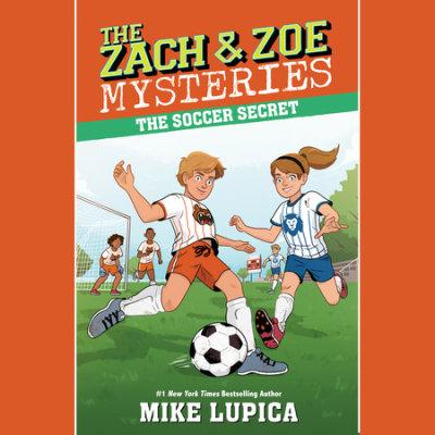 The Soccer Secret cover