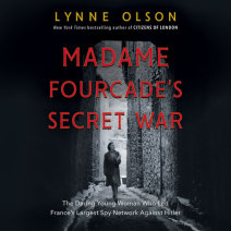 Madame Fourcade's Secret War Cover