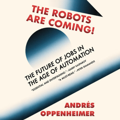 The Robots Are Coming! cover