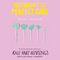 Testimony from Your Perfect Girl Cover